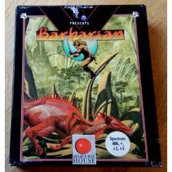 Barbarian (Psygnosis / Melbourne) - ZX Spectrum