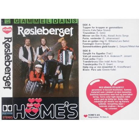 Røsleberget- Gammeldans