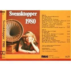 Svensktopper 1980