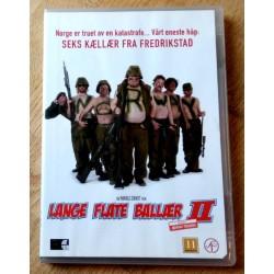 Lange Flate Ballær II (DVD)