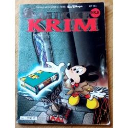 Disneys Seriepocket Nr. 16 - Mikke Krim nr. 8