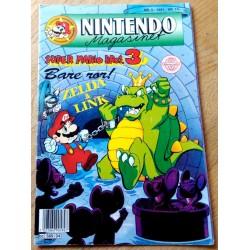 Nintendo Magasinet - 1991 - Nr. 4 - Zelda & Link