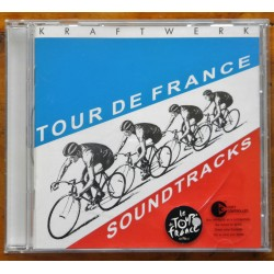 CD- Kraftwerk- Tour de France- Soundtracks