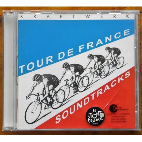 CD- Kraftwerk- Tour de France- Soundtracks