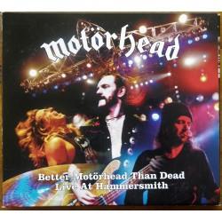 2 X CD- Motörhead- Better Motörhead Than Dead