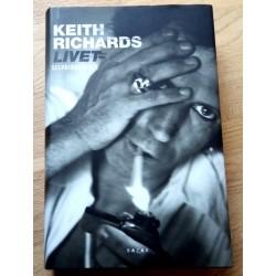 Keith Richards (Rolling Stones) - Livet - Selvbiografien