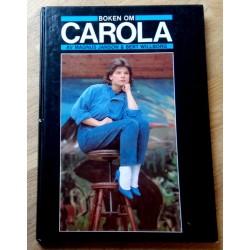 Boken om Carola - Av Magnus Janson & Bert Willborg