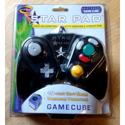 Nintendo GameCube: Nyko Star Pad - I eske