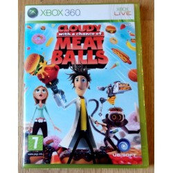Xbox 360: Cloudy with a Chance of Meatballs (Ubisoft)