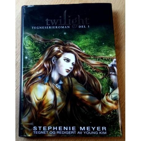 Twilight - Tegneserieroman - Del 1