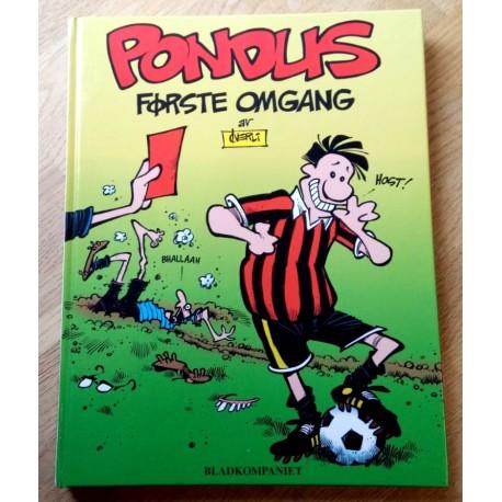 Pondus: Første omgang (tegneseriebok)