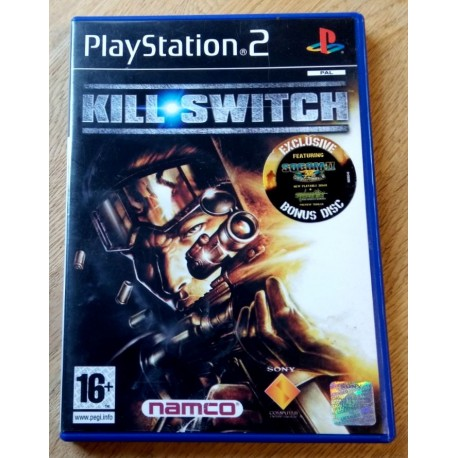 Kill Switch (Namco) - Playstation 2