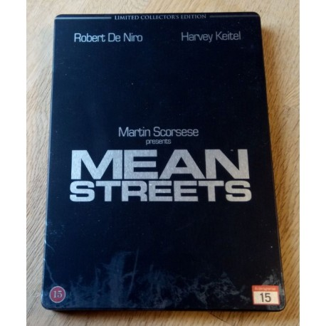 Mean Streets - Exclusive Steel Edition (DVD)