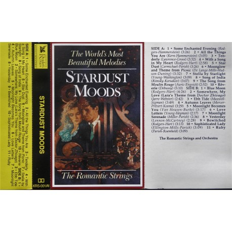 Stardust Moods- The Romantic Strings
