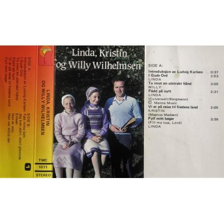 Linda, Kristin og Willy Wilhelmsen