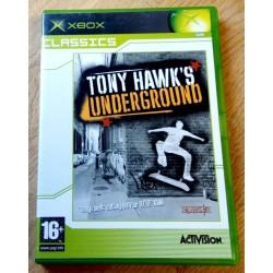 Xbox: Tony Hawk's Underground (Activision)