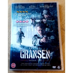 Gränsen - Sweden 1942 (DVD)