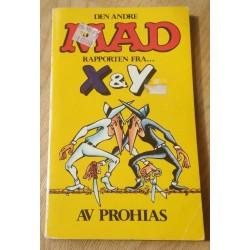 Den andre MAD rapporten fra X & Y av Prohias
