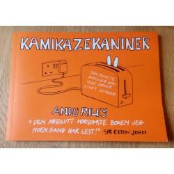 Kamikazekaniner av Andy Riley