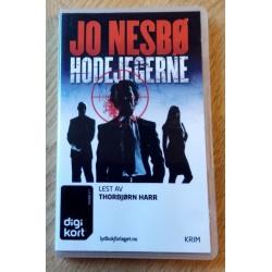 Hodejegerne - Jo Nesbo (digikort)