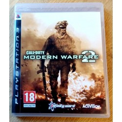 Playstation 3: Call of Duty - Modern Warfare 2 (Activision)