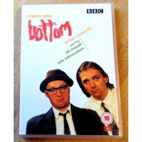 Bottom - Series One (DVD)