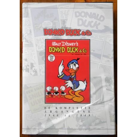 Donald Duck & Co- De komplette årgangene- 1948 og 1949