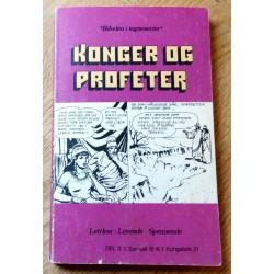 Bibelen i tegneserier - Nr. 3 - Konger og profeter