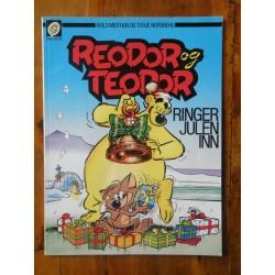 Reodor og Teodor ringer julen inn
