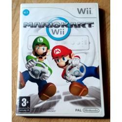 Nintendo Wii: Mario Kart Wii (PAL)