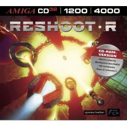 RESHOOT R Pure Edition - Amiga CD32, Amiga 1200 og Amiga 4000