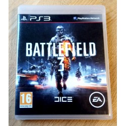 Playstation 3: Battlefield 3 (Dice / EA Games)