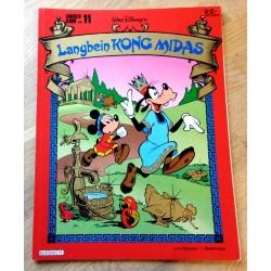 Langbein Album - Nr. 11 - Langbein Kong Midas