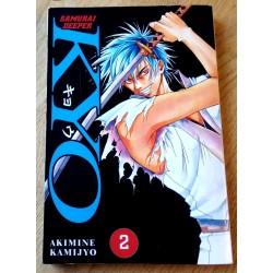 Samurai Deeper Kyo - Volume 2 - Akimine Kamijyo