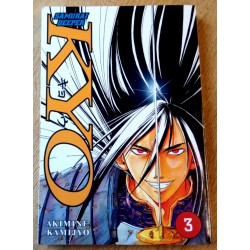 Samurai Deeper Kyo - Volume 3 - Akimine Kamijyo