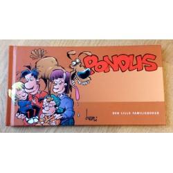 Pondus - Den lille familieboken (tegneseriebok)