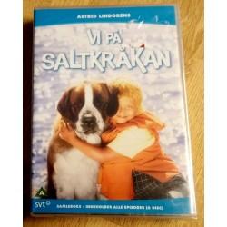 Astrid Lindgrens Vi på saltkråkan - Samleboks (DVD)
