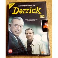 Derrick - Sesong 1985 (DVD)