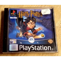 Harry Potter og De vises stein (EA Games)