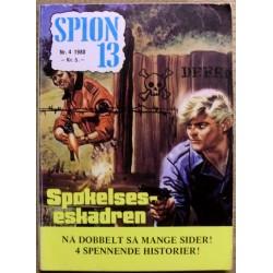 Spion 13: 1980 - Nr. 4 - Spøkelseseskadren