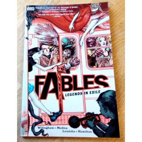 Fables - Volume 1 - Legends in Exile (DC Comics)