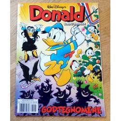 Donald: Helnorske historier - Godtegnomene - Julen 2016