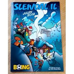 Sleivdal IL - Julen 2012 - Julealbum