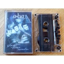 a-ha: Stay on These Roads (kassett)