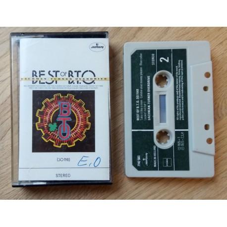 Bachman-Turner Overdrive – Best Of B.T.O. (So Far) (kassett)