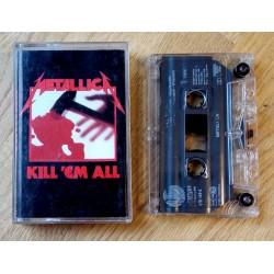 Metallica: Kill 'Em All (kassett)