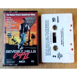 Beverly Hills Cop II - The Motion Picture Soundtrack Album (kassett)
