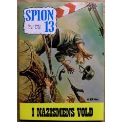 Spion 13: 1983 - Nr. 1 - I nazismens vold