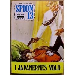 Spion 13: 1980 - Nr. 6 - I japanernes vold
