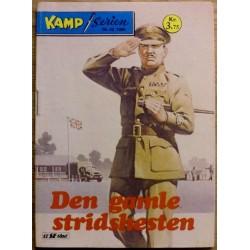 Kamp-Serien: 1980 - Nr. 42 - Den gamle stridshesten